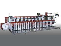 12 Color Multifunction Flexo Printing Machine, ZTF-330